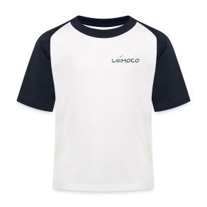 Lomoco (Kinder-T-Shirt) - Kinder Baseball T-Shirt