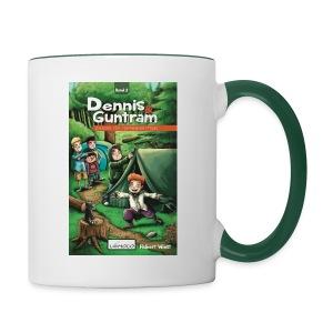 Dennis & Guntram Tasse - Tasse zweifarbig