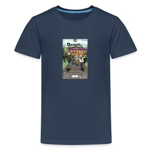 Dennis & Guntram (Teenager T-Shirt) - Teenager Premium T-Shirt