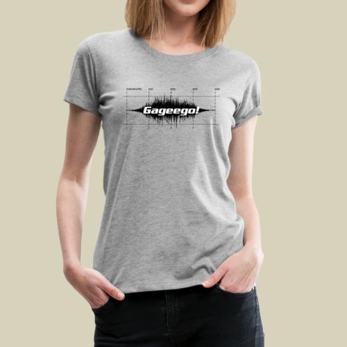 Gageego! tee - Women's Premium T-Shirt