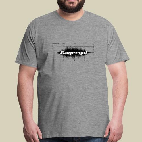 Gageego! tee - Men's Premium T-Shirt