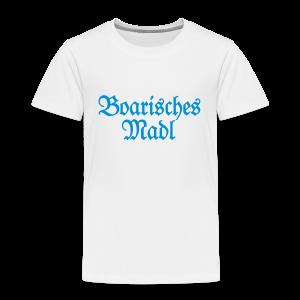 Boarisches Madl - Ein Mädel aus Bayern