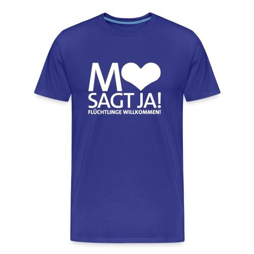 Mannheim sagt Ja! - Männer Premium T-Shirt
