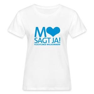 Mannheim sagt Ja! - Frauen Bio-T-Shirt