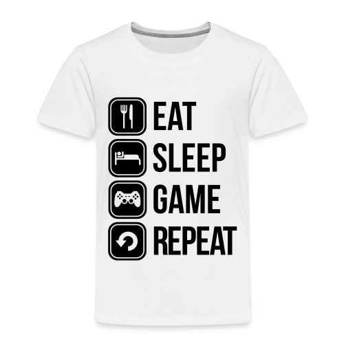 Gamers T-Shirt - Kids' Premium T-Shirt