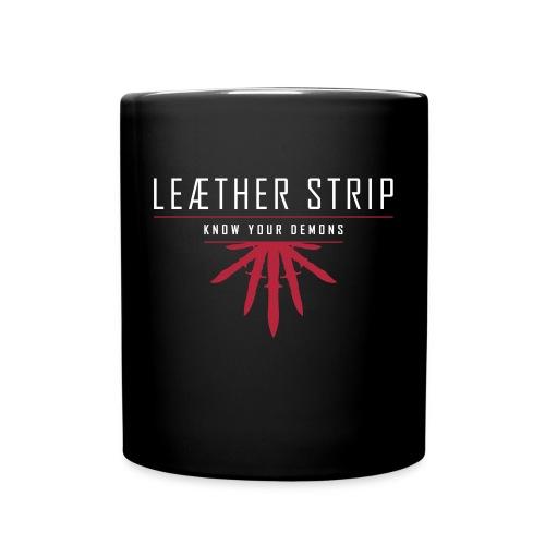 Leaether Strip - Know Your Demons : Coffee Mug - Full Colour Mug