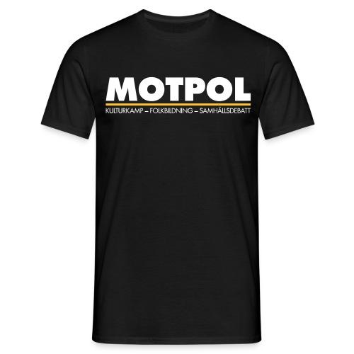 T-tröja: Motpol (regular) - T-shirt herr