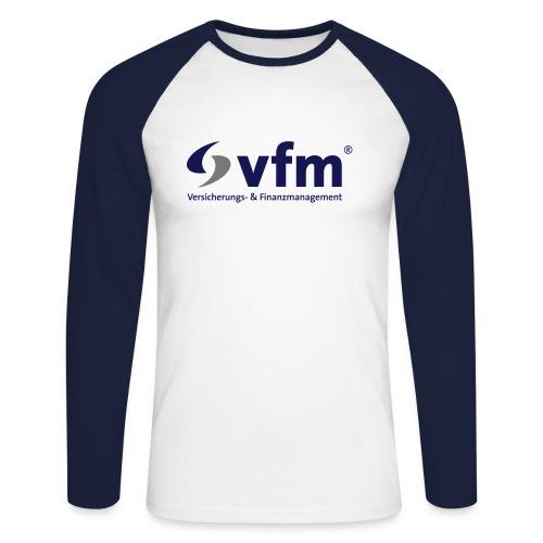 vfm Baseballshirt - Männer Baseballshirt langarm