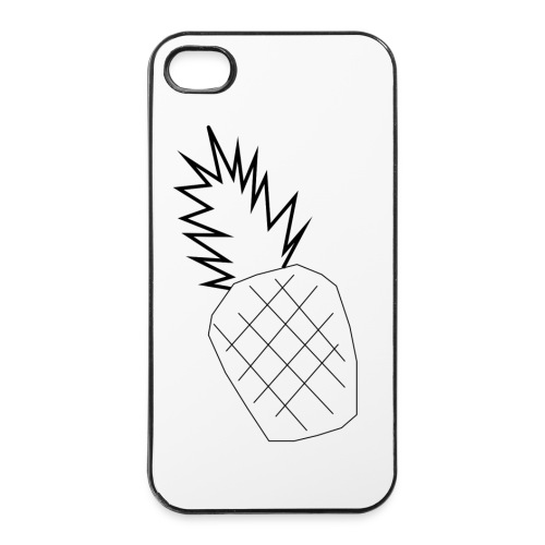 PINEAPPLE MOBILE - iPhone 4/4s Hard Case