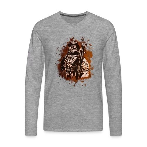 CombatTeamOne by CS - T-shirt manches longues Premium Homme