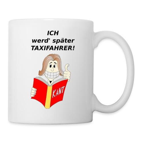 Kaffeetasse Philosoph - Tasse
