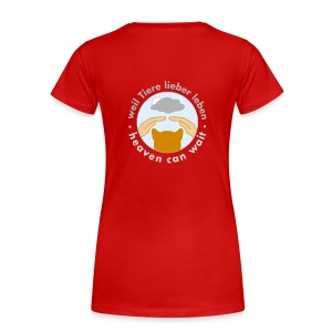 T-Shirt xxl - Frauen Premium T-Shirt
