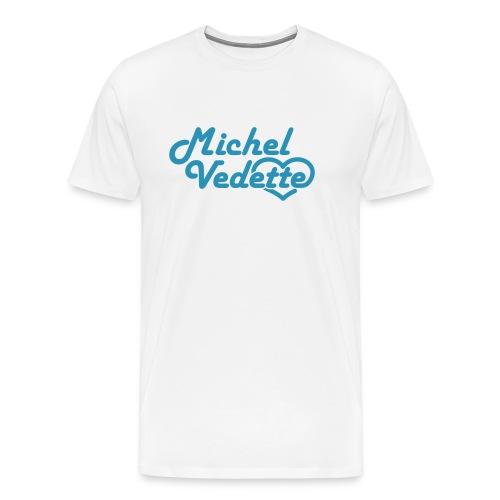 Tee shirt Homme Michel Vedette - T-shirt Premium Homme