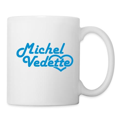 Tasse mug Michel Vedette - Mug blanc