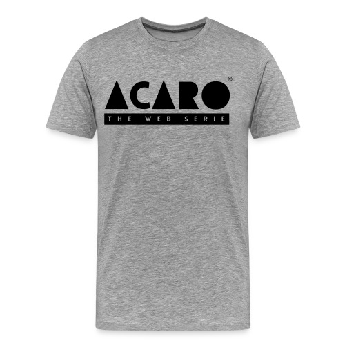 ACARO web serie ® Official Shirt - uomo - Maglietta Premium da uomo