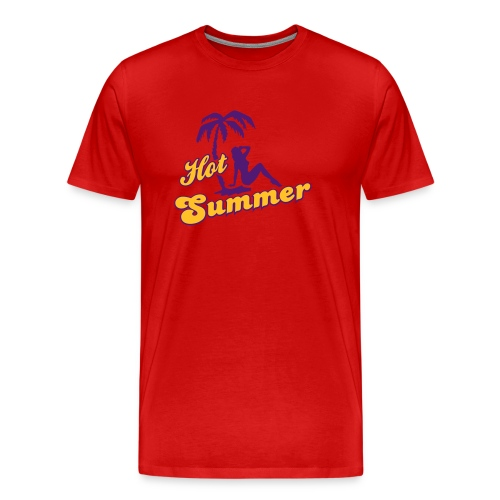 HOT - Men's Premium T-Shirt