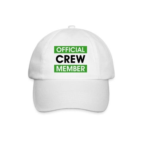 Band The Best Crewcap - Baseballkappe