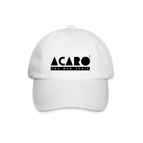 Cappello Regia - Official ACARO web serie ® - Cappello con visiera