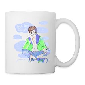 Mug : Dans les nuages - Tasse