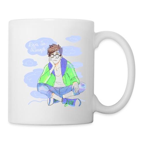 Mug : Dans les nuages - Mug blanc