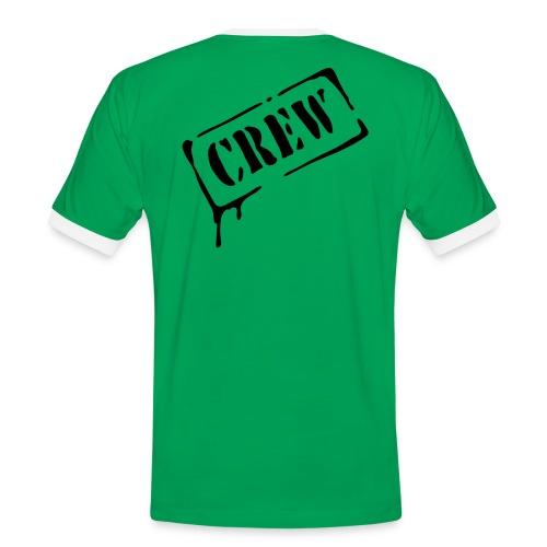 Band The Best Crewshirt - Männer Kontrast-T-Shirt