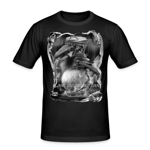 toecold zw T-shirts - slim fit T-shirt