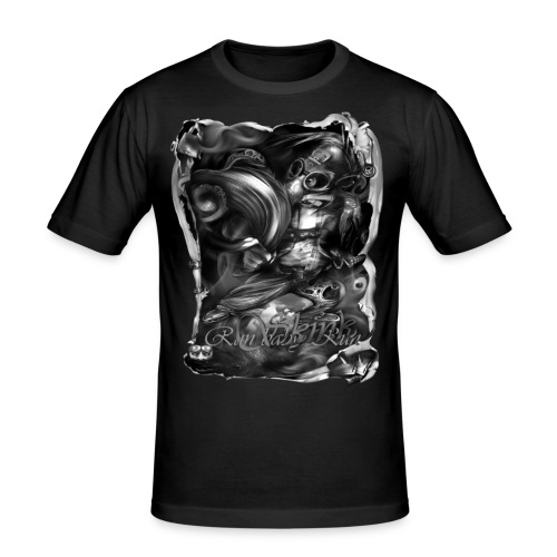 skink zw T-shirts - slim fit T-shirt