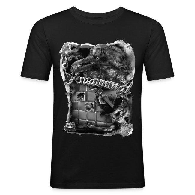kraaiminal zw T-shirts