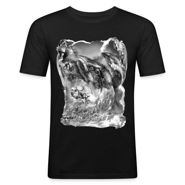 zalmclimb zw T-shirts