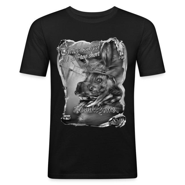 donkey strot zw T-shirts
