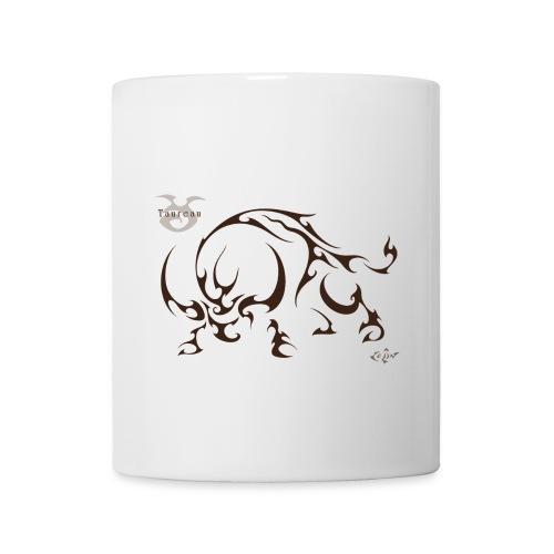 Taureau - Mug blanc