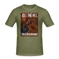 T-Shirts ~ Männer Slim Fit T-Shirt ~ Artikelnummer 101968045