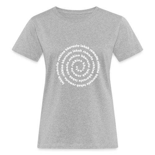 lokah samastah  - Frauen Bio-T-Shirt