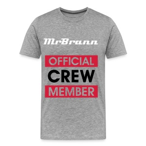 Mr Brann Crew Shirt - Men's Premium T-Shirt