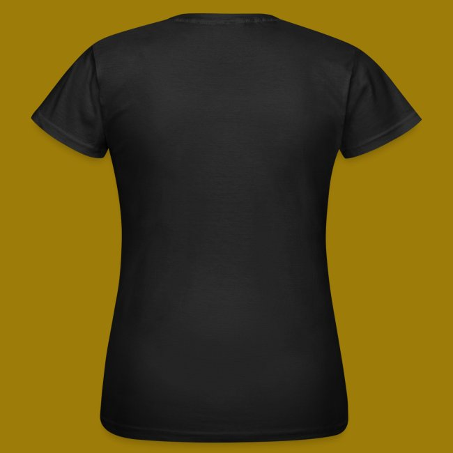T-shirt classica Donna Chess Player King Fluo