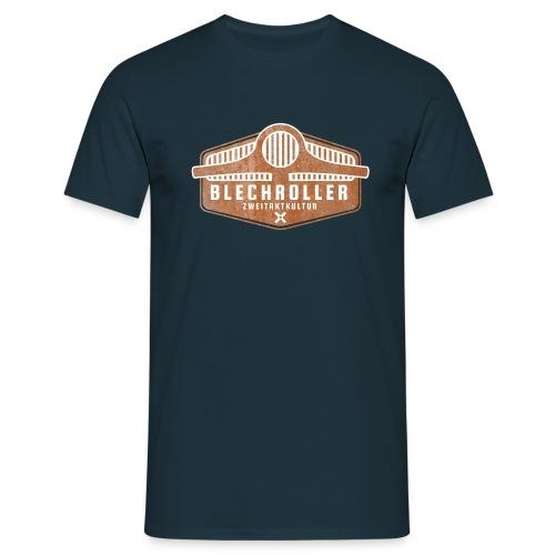 Blechroller Männer T-Shirt - Männer T-Shirt
