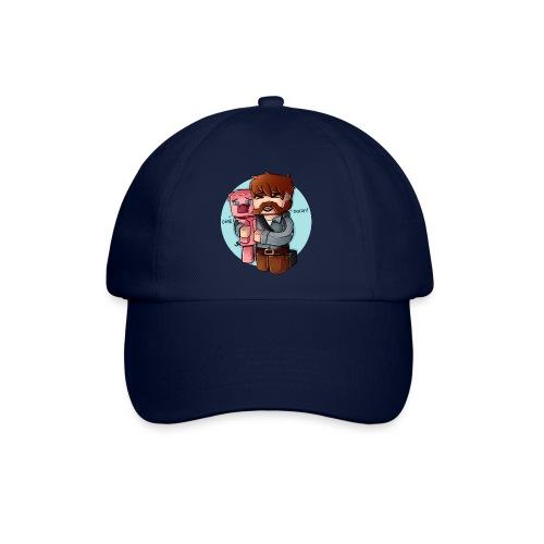 Eg elske bacon - Cap - Baseballcap