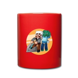 Typisk Addexio - Farget Kopp - Ensfarget kopp