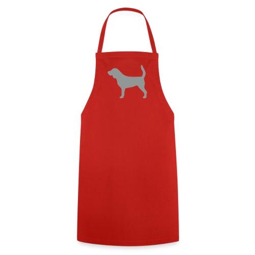 Silhouette Beagle - Tablier de cuisine