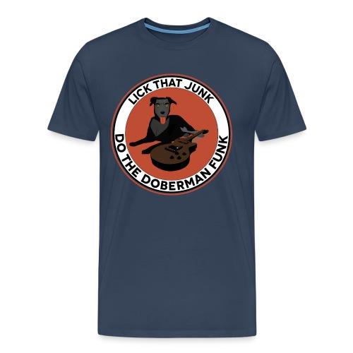 Lick That Junk - Premium-T-shirt herr