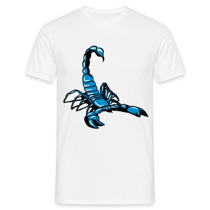 attaqué horoscope Scorpion Tee shirts - T-shirt Homme