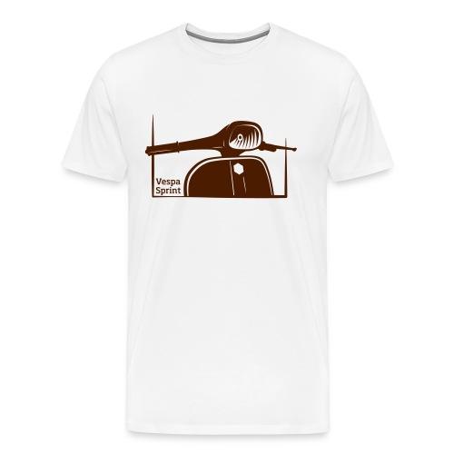 Vespa Sprint Männer T-Shirt - Männer Premium T-Shirt