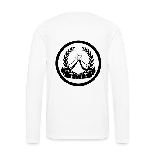 PRTA Sweater - Men's Premium Longsleeve Shirt