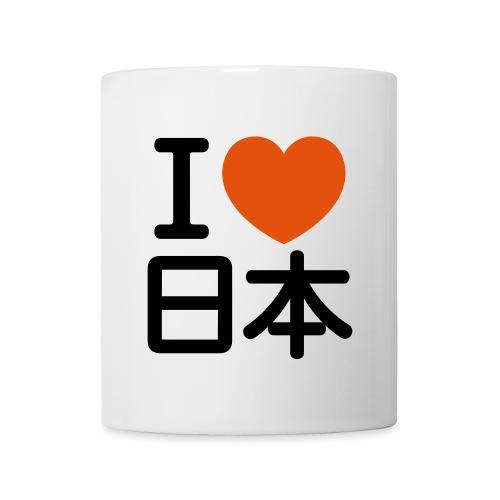 I love Nihon Mug - Tasse