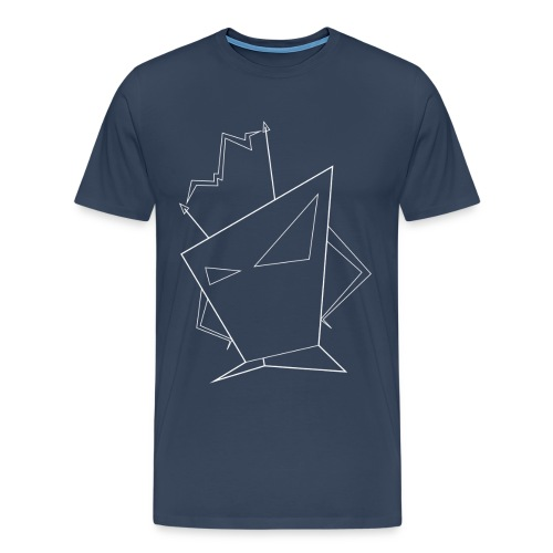 J-Arts Simple Men - Männer Premium T-Shirt