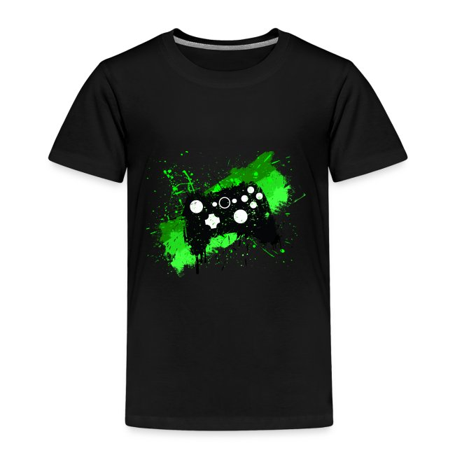 Kids Gaming Controller T-Shirt