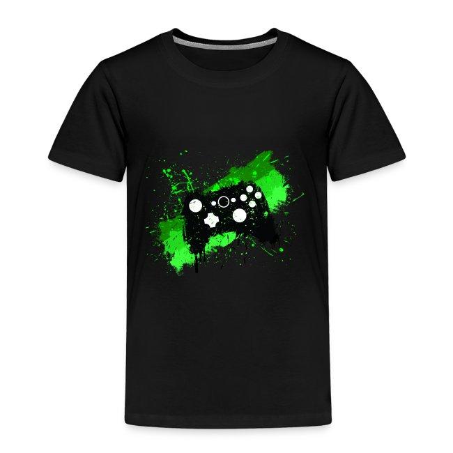 Kids Gaming Controller T-Shirt