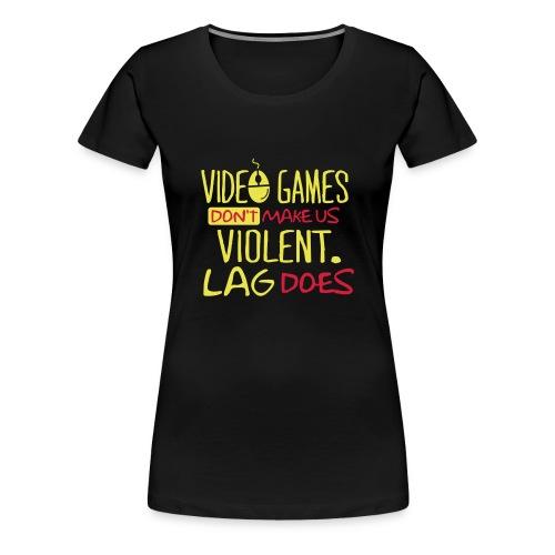 Womens Lag T-Shirt - Women's Premium T-Shirt