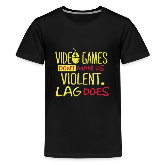 Teenagers Lag T-Shirt