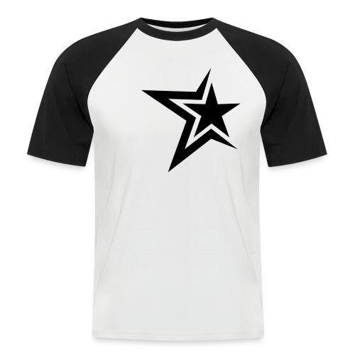 T-Shirt Star Fruit of the Loom - Maglia da baseball a manica corta da uomo